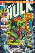 Incredible Hulk (1962-1999 1st Series) Mark Jewelers 196MJ