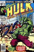 Incredible Hulk (1962-1999 1st Series) Mark Jewelers 212MJ
