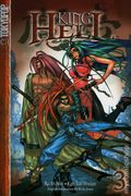 King of Hell TPB (2003- Tokyopop Digest) 3-1ST