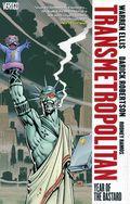 Transmetropolitan TPB (2009-2011 DC/Vertigo) 2nd Edition 3-REP