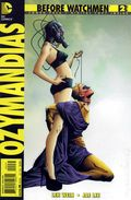 Before Watchmen Ozymandias (2012) 2COMBO