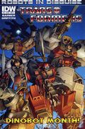 Transformers (2012 IDW) Robots In Disguise 8B