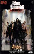 Four Horsemen of the Apocalypse GN (2011-2012 Heavy Metal) 2-1ST