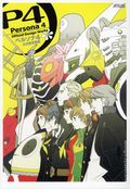 Persona 4: Official Design Works SC (2012 Udon Entertainment) 1-1ST