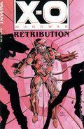 X-O Manowar Retribution TPB (1993 Valiant) 1S-1ST