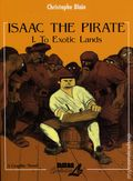 Isaac the Pirate GN (2003-2004 NBM) 1-REP