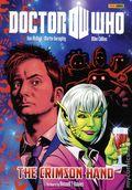 Doctor Who The Crimson Hand TPB (2012 Panini) 1-1ST