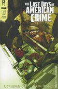 Last Days of American Crime (2009 Radical) 1C