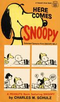 Here Comes Snoopy PB (1955 Fawcett Crest Book) 1-REP