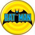 Batman Logo Button (2012 Ata-Boy) ITEM#82011