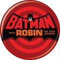 Batman Logo Button (2012 Ata-Boy) ITEM#82063