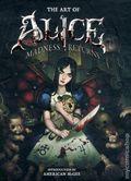 Art of Alice Madness Returns HC (2011 Dark Horse) 1-REP