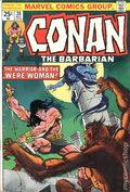 Conan the Barbarian (1970 Marvel) Mark Jewelers 38MJ