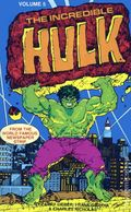 Incredible Hulk from the World Famous Newspaper Strip PB (1980 Tempo Books) 5-1ST