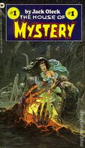 House of Mystery PB (1973 Warner Books) by Jack Oleck 1-1ST