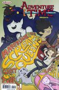 Adventure Time Presents Marceline and the Scream Queens (2012 Kaboom) 1F