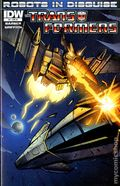 Transformers (2012 IDW) Robots In Disguise 9RI