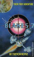 Blakes 7 Their First Adventure PB (1988 Novel) 1-1ST