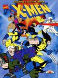X-Men Coloring and Activity Book SC (1996 Landoll's) 3-1ST