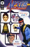 Nexus Nightmare in Blue (1997) 1