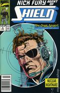 Nick Fury Agent of SHIELD (1989 3rd Series) 9