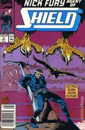 Nick Fury Agent of SHIELD (1989 3rd Series) 11