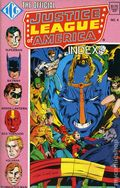 Official Justice League of America Index (1986) 4