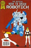 Official How to Draw Robotech (1987) 10
