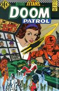 Official Doom Patrol Index (1986) 1