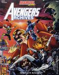 Marvel Super Heroes RPG: Avengers Archives Accessory (1993 TSR) SET#01
