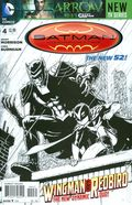 Batman Incorporated (2012 2nd Series DC) 4C