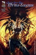 Grimm Fairy Tales Myths and Legends (2011 Zenescope) 21A
