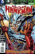 Savage Hawkman (2011) 13