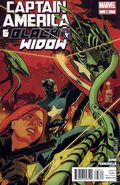 Captain America and Black Widow (2012) 638