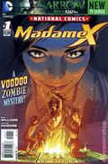 National Comics Madame X (2012 DC) 1