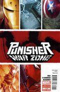 Punisher War Zone (2012) 1