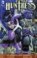 Huntress Crossbow at the Crossroads TPB (2012 DC) 1-1ST