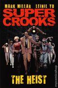 Supercrooks The Heist HC (2012 Marvel/Icon) 1-1ST
