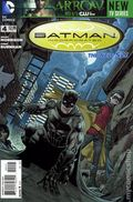 Batman Incorporated (2012 2nd Series) 4B