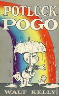 Potluck Pogo SC (1955 Simon & Schuster) comic books 1953-1955