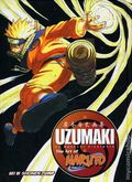 Uzumaki The Art of Naruto HC (2007 Viz) Shonen Jump Edition 1-1ST