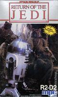 Star Wars Return of the Jedi A Golden Opportunity Model Kit (1983 MPC) KIT#1-1934