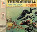 James Bond 007 Thunderball Jigsaw Puzzle (1965) PUZ-001