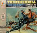 James Bond 007 Thunderball Jigsaw Puzzle (1965) PUZ-002