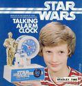Star Wars Talking Alarm Clock (1977 Bradley Time) ITEM#6287NBUU