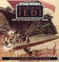 Star Wars Return of the Jedi Battle at Sarlacc's Pit Game (1983) ITEM#0410