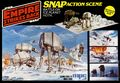 Star Wars Empire Strikes Back SNAP Action Scene Model Kit (1981 MPC) ITEM#1-1922