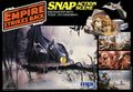 Star Wars Empire Strikes Back SNAP Action Scene Model Kit (1981 MPC) ITEM#1-1923