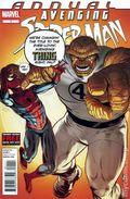 Avenging Spider-Man (2011) Annual 1