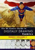 DC Comics Guide to Digitally Drawing Comics SC (2009) 1-REP